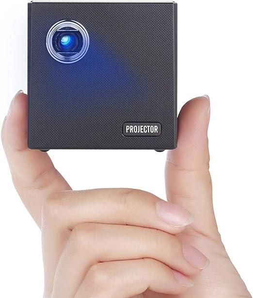 WXJZ Proyectores Cine En Casa Full HD 30000 Horas Mini Proyector ...