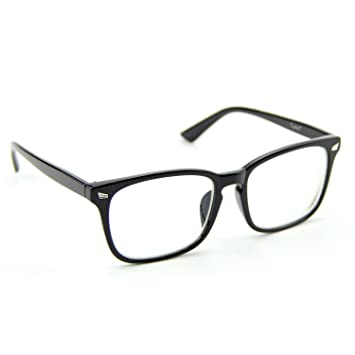 040d492ecc Amazon.com  Cyuxs Blue Light Filter Nearsighted Myopia Glasses ...