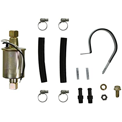 Carter P74021 In-Line Electric Fuel Pump: Automotive