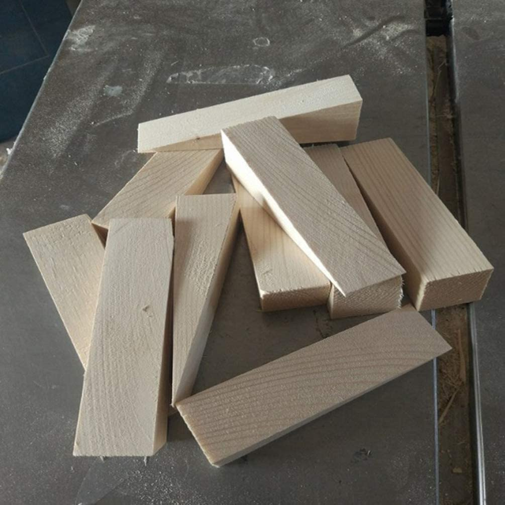 Exceart 3PCS Wood Door Stopper Door Wedge Non Skid Finger Protector for Store Office Home Furniture