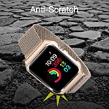Aifulo Compatible Apple Watch Band 42mm, Adjustment