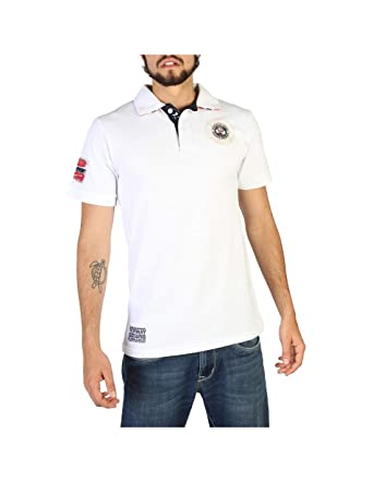Geographical Norway Polo Kaytoo_man Hombre Color Blanco talla ...