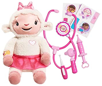Disney Take Care of Me Lambie Peluche