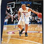 Signed Kenyon Martin Photo - Cincinnati Bearcats 8x10 COA - Autographed NBA.