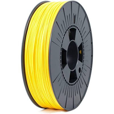 ICE Filaments ICEFIL1PLA013 filamento PLA,1.75mm, 0.75 kg, Young Yellow