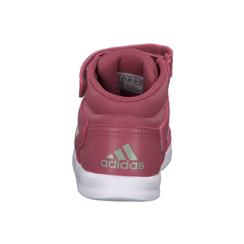 official photos 53c90 11c16 Adidas AltaSport Mid El, Sneakers Basses Mixte bébé AH2551