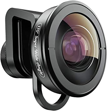 Apexel 170°Super Wide Angle Lens for iPhone,Pixel,and Samsung ...