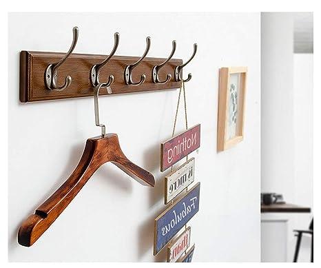 Amazon.com: SX-ZZJ Coat Racks Hanger Wall Hanging Wall Door ...