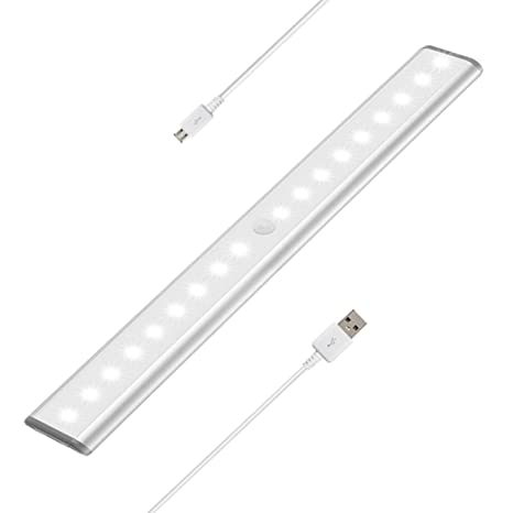 Attractive Motion Sensor Activated Closet Light Stick On Anywhere Wireless Portable  Under Cabinet Lights Little Tape