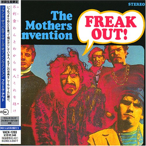 UPC 014431059124, Freak Out