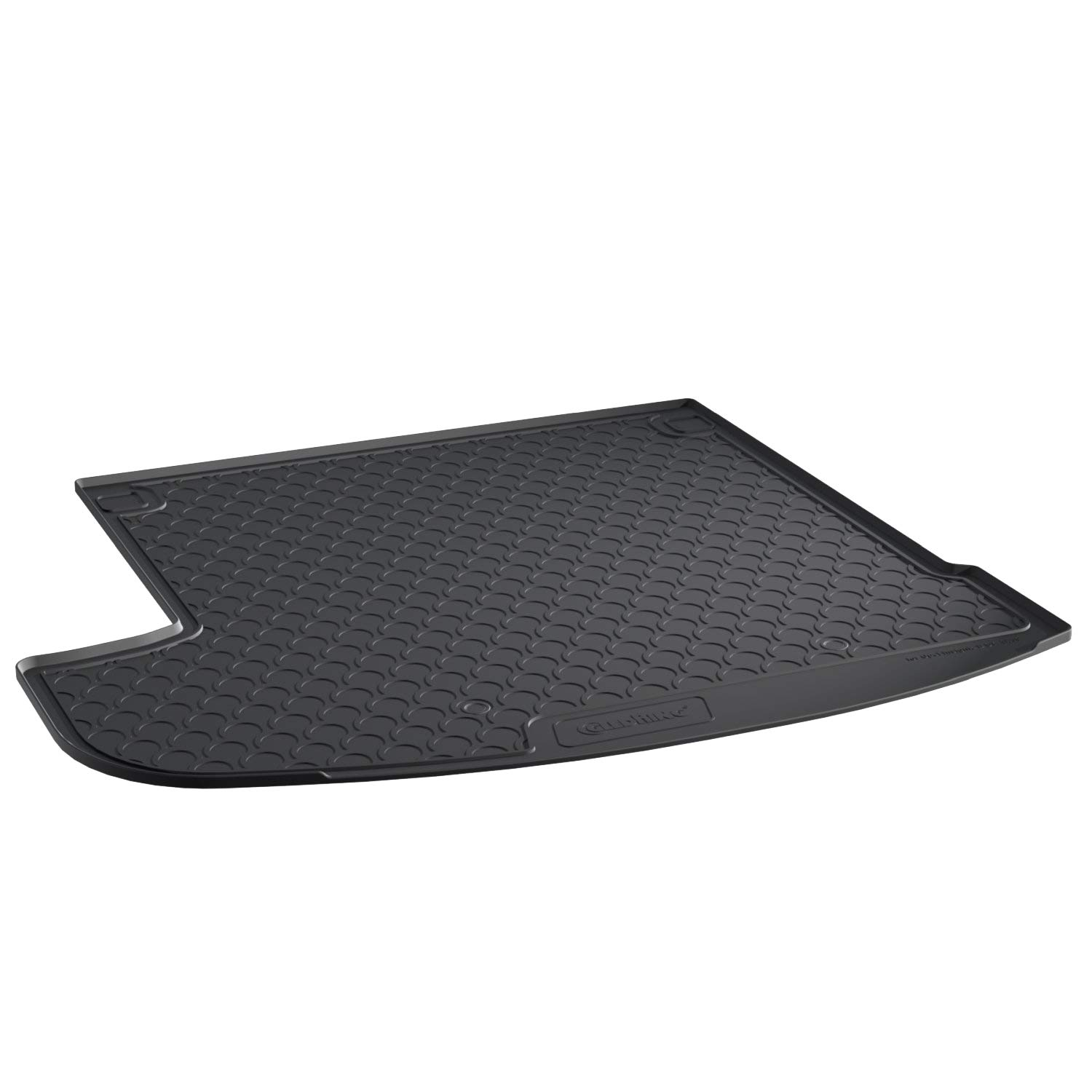 Charcoal Carpet Insert Fully Tailored PVC Boot Liner//Mat//Tray carmats4u To fit Renegade 2015