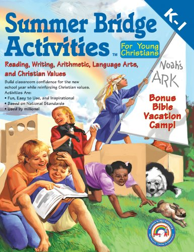 Download Summer Bridge Activities® for Young Christians, Grades K - 1 PDF
