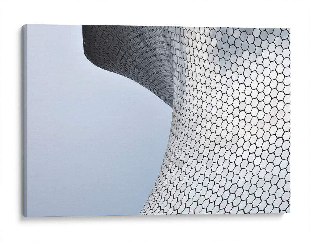 Cuadro decorativo de canvas (lienzo), Detalle Soumaya