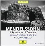 Music - Mendelssohn: 5 Symphonies, 7 Overtures