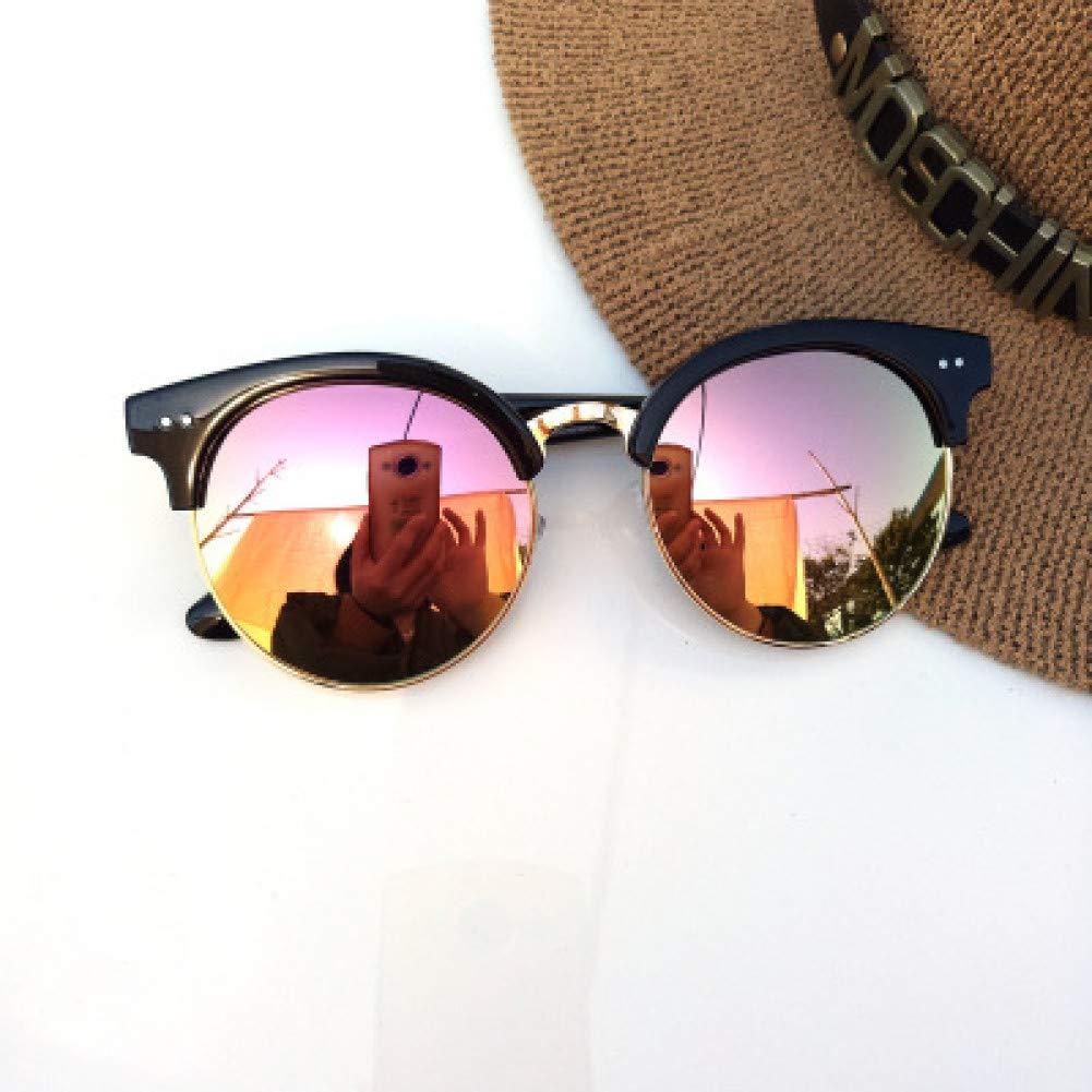 ZLULU Gafas De Sol Mujeres Hombres Gafas De Sol Uv400 Espejo ...