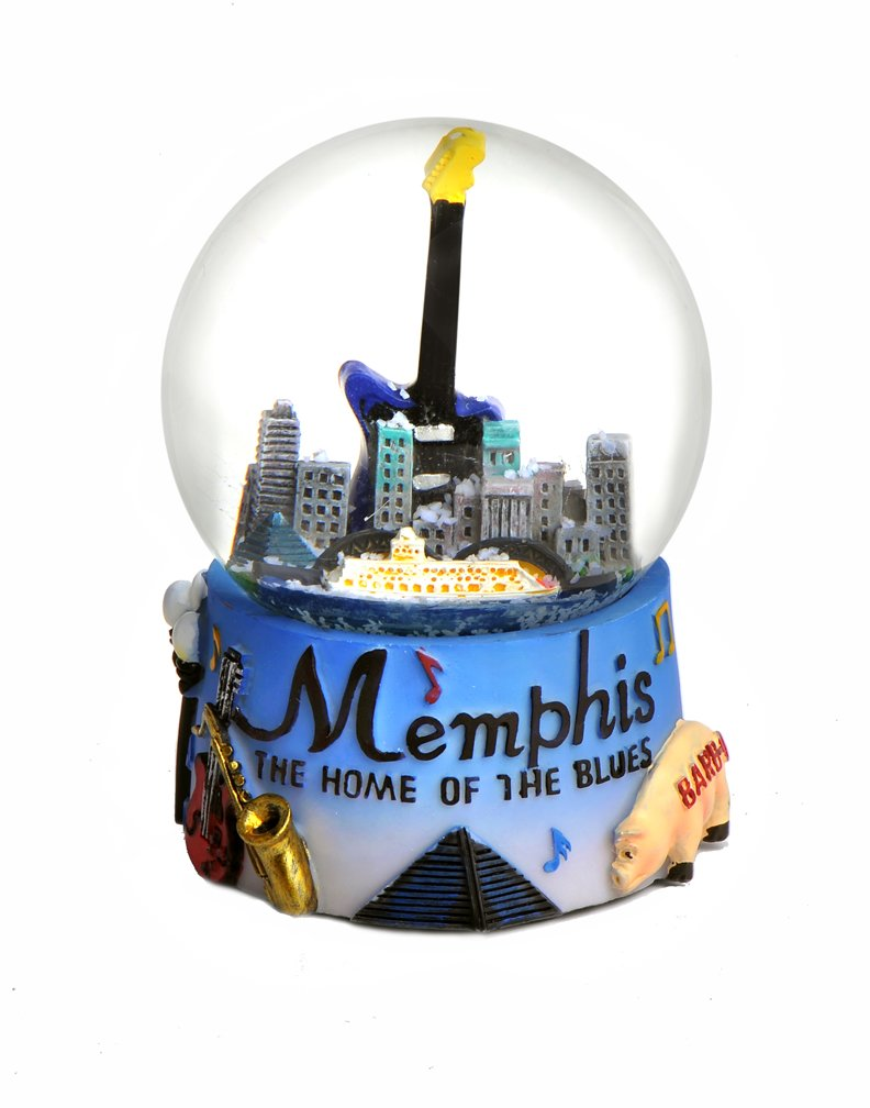 本物保証!  Memphis Tennessee Colourful Snow Globe 65mm 65mm Tennessee Colourful B00CCUTS4A, 直販屋ベストカーテン365:e2995bc7 --- irlandskayaliteratura.org