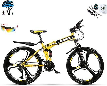 Bicicleta montaña hombre
