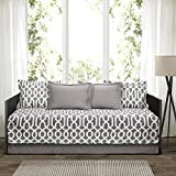 Lush Decor Décor Edward Trellis 6 Piece Daybed Cover Set, 39