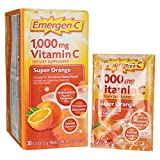 EMERGEN-C Emergen-C Drink Mix, Orange 36/Box Review