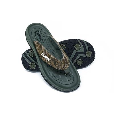 ZORIZ Mossy Oak Golf Sandal | Sport Sandals & Slides