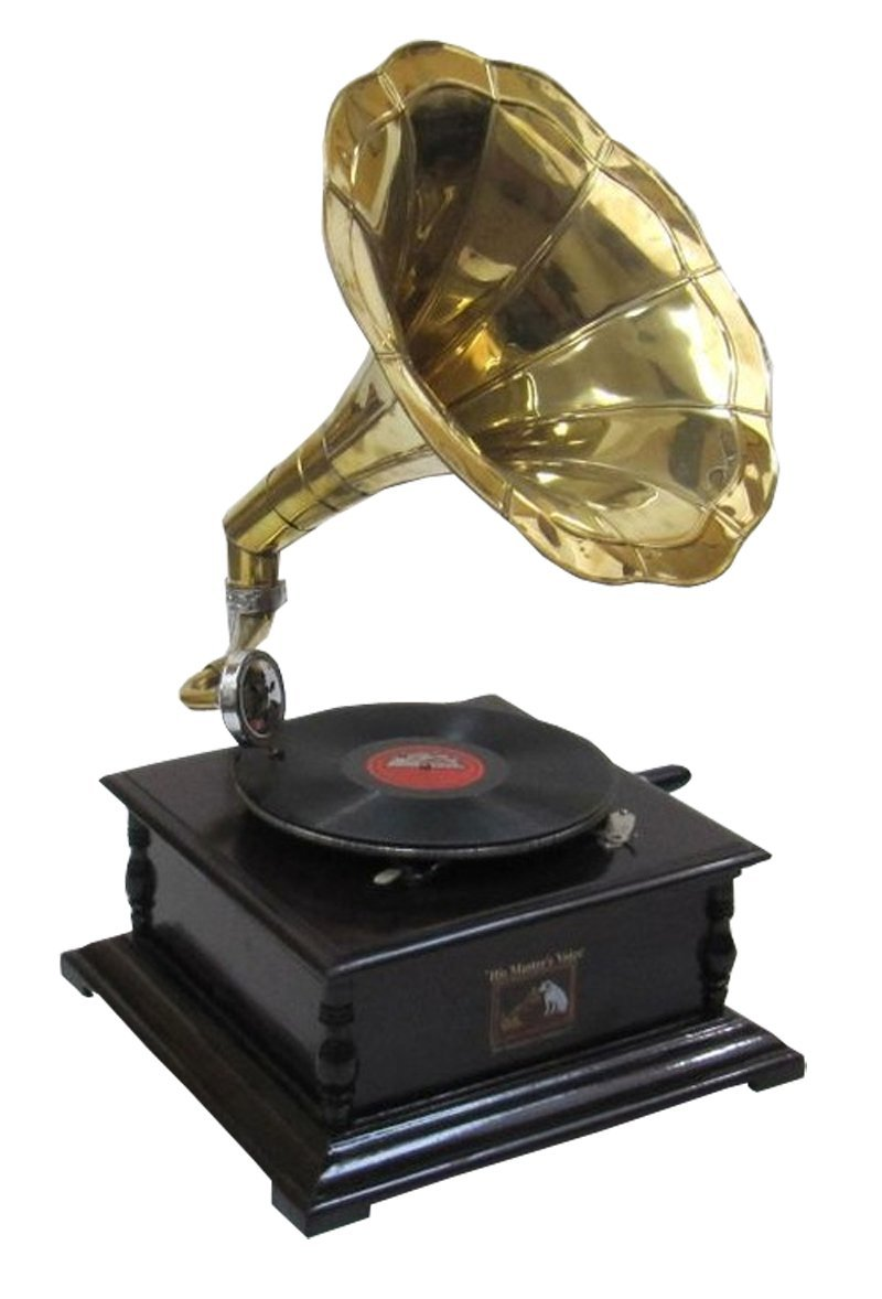 IOTC BR-8020 Gramophone, Antique Traditional Style by IOTC
