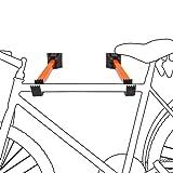 Relaxdays Fahrrad Wand- und Deckenhalterung Fahrradaufhängung 2er Set