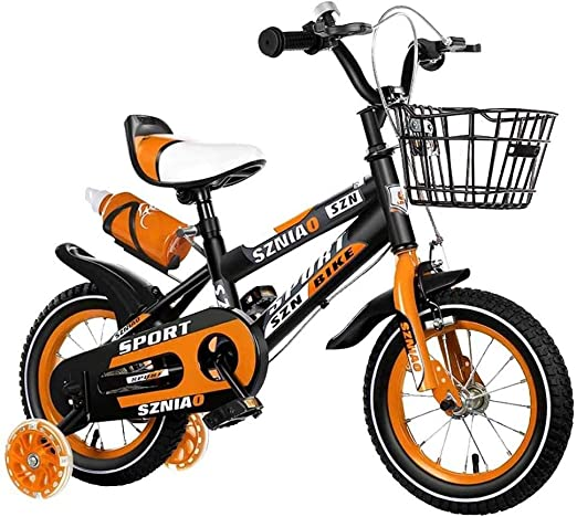 Jiamuxiangsi For Bicicleta de niños Hijos Infantil de Estilo Libre ...