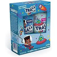 Kit Shampoo Nutrikids Personagem, Trá Lá Lá Kids, Azul
