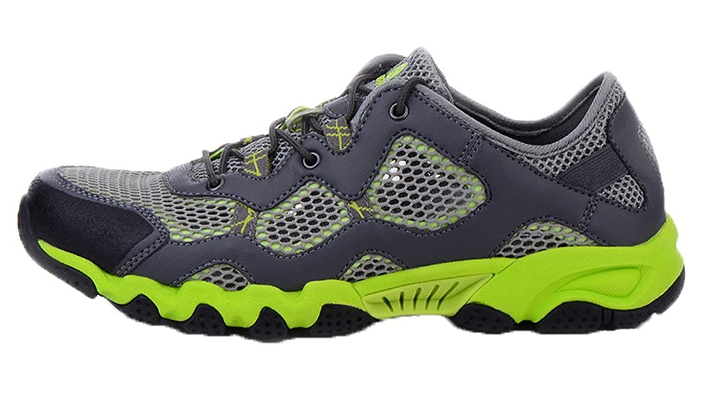 Chicside Men's Slip on Low Heel Solid Hiking Shoes