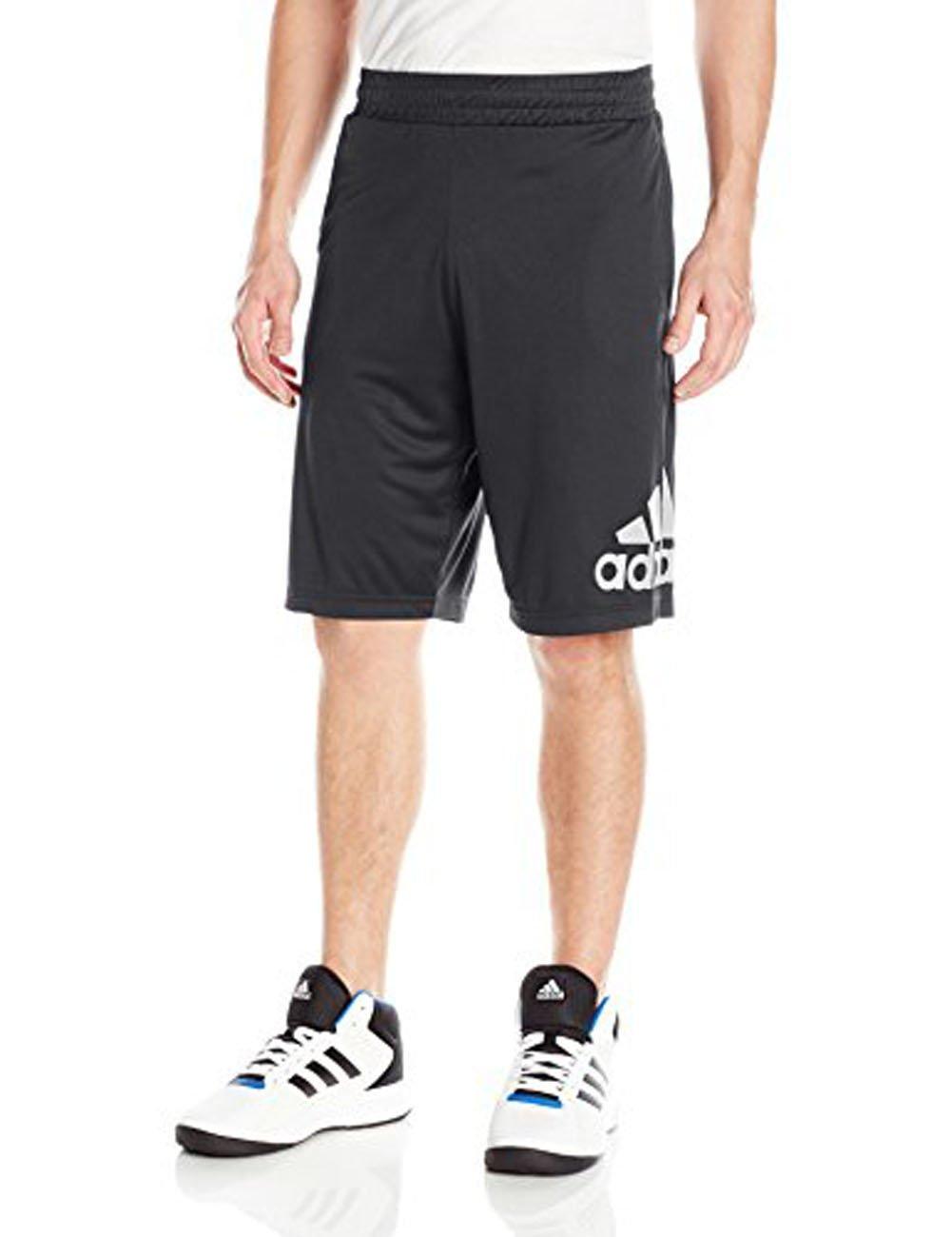 Lumière Fou Adidas 10 Short De Basket-ball WdHgu6