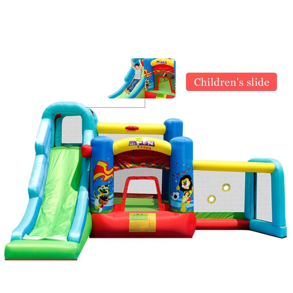 Castillos inflables Tobogán Inflable Grande para niños ...