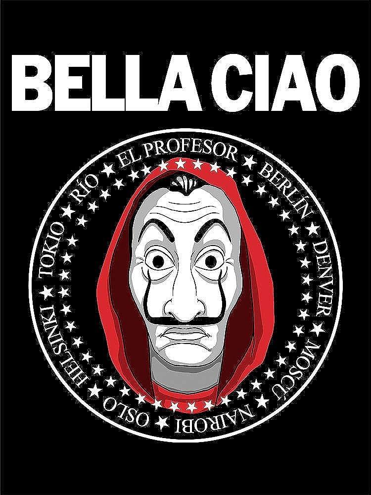 Camisetas La Colmena 1743-Bella Ciao Andriu