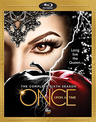 Blu-ray : Once Upon a Time: The Complete Sixth Season (Oversize Item Split, Boxed Set, 5 Disc)