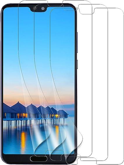 Bigmeda Pellicola Protettiva Huawei P20 Pro 3 Pezzi Pellicola Morbida Huawei P20 Pro Proteggi Schermo Screen Protector Film Per Huawei P20 Pro Alta Definizione Anti Graffio Senza Bolle Amazon It Elettronica