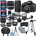 Canon EOS Rebel T6 DSLR Camera with E...