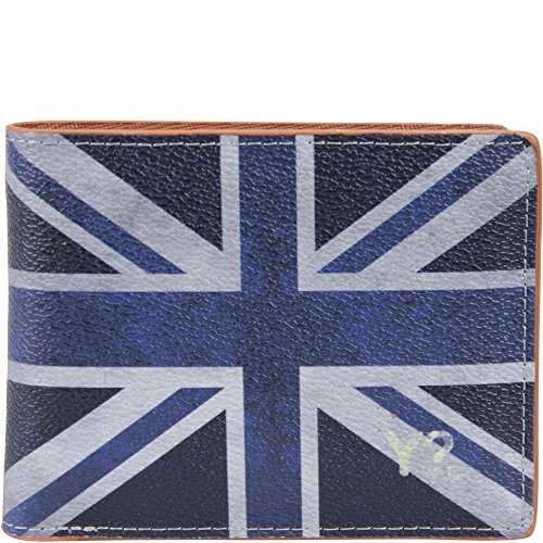 Y NOT ? Cartera  Blanco / Azul Única UK Blue (Azul / Blanco)