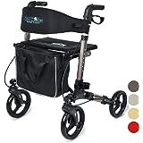 Amazon.com: Give Me Medical Andador con ruedas, 4 ruedas ...