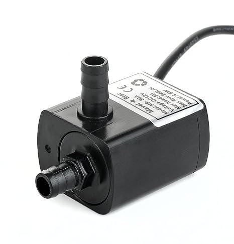 Pet Supplies Centrifuga Acqua Pompa Fontana 3m Dc 12v Elettrico