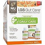 Nu Life LGS Gut Care Daily Care Kit (1 Kit)