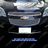Fits 2010-2015 Chevy Equinox Stainless Steel X Mesh Grille Grill Insert #CX6738S