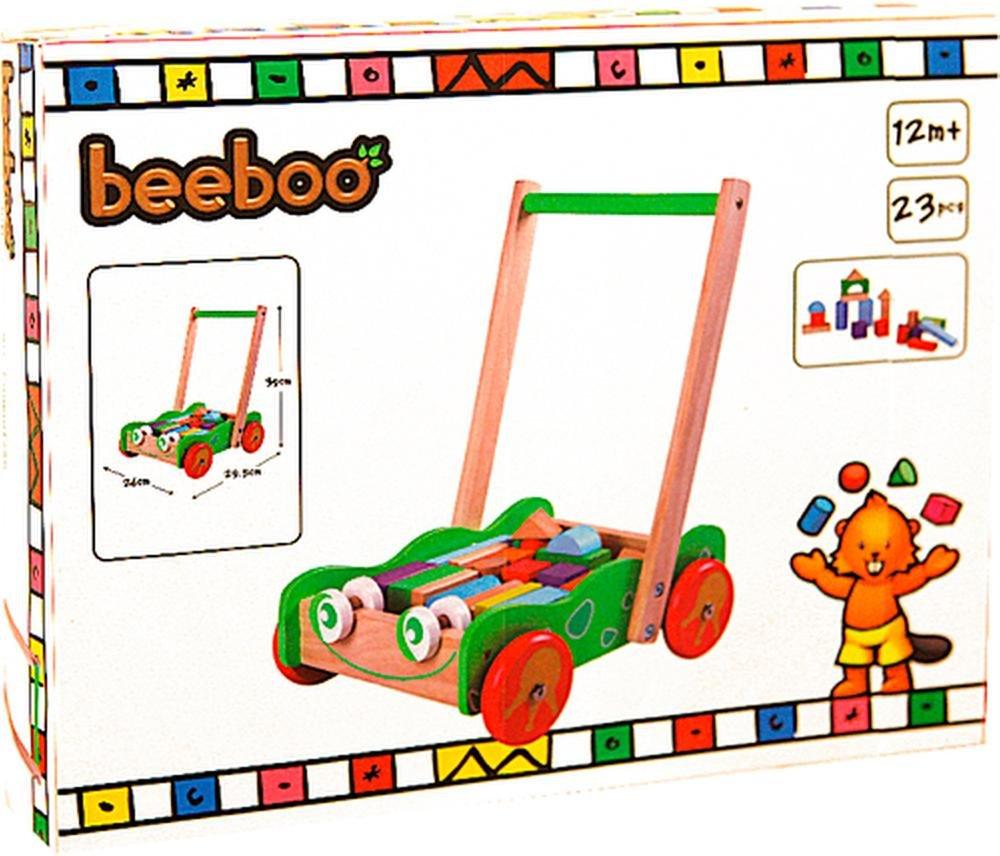 VEDES Großhandel GmbH - Ware - Vedes al por Mayor - 0042604470 - Bienes Carro Bee con Ladrillos, Aire Libre y Deporte, 20