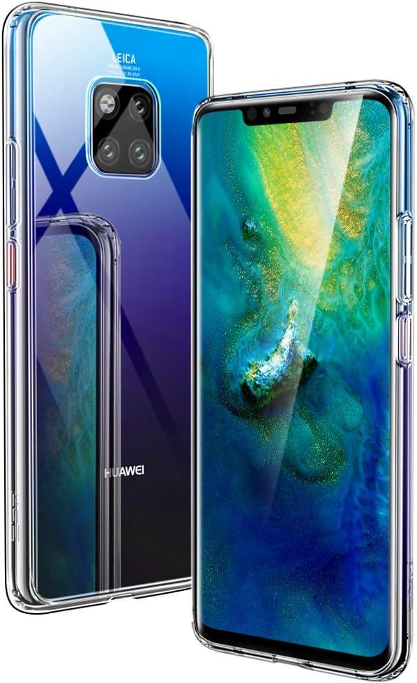 ESR para Huawei Mate 20 Pro, Carcasa de Cristal Templado 9H ...