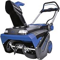 Snow Joe iON100V-21SB 100-Volt iONPRO Cordless Brushless Variable Speed Single Stage Snowblower Kit | 21-Inch | W/ 5.0…