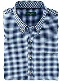 Mens Ramsey Check Easy Care Sportshrt Buttondown