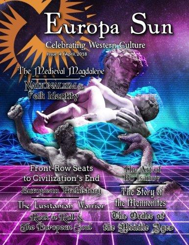 Europa Sun Issue 4: April 2018 (Volume 4)