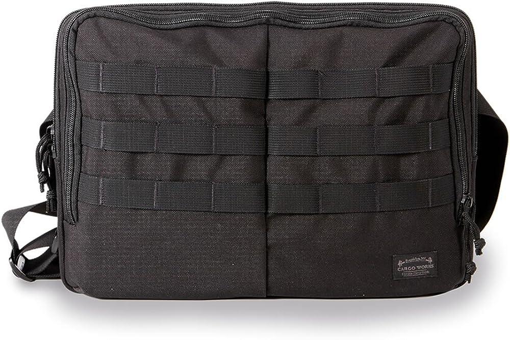 Cargo Works Laptop Shoulder Bag Compatible 15 Inch MacBook Pro Retina
