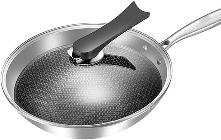 Poele A Frire Saute Pan Pour La Cuisine A Domicile Antiadhesif Wok