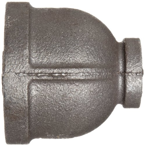 Anvil malleable iron pipe fitting class reducer