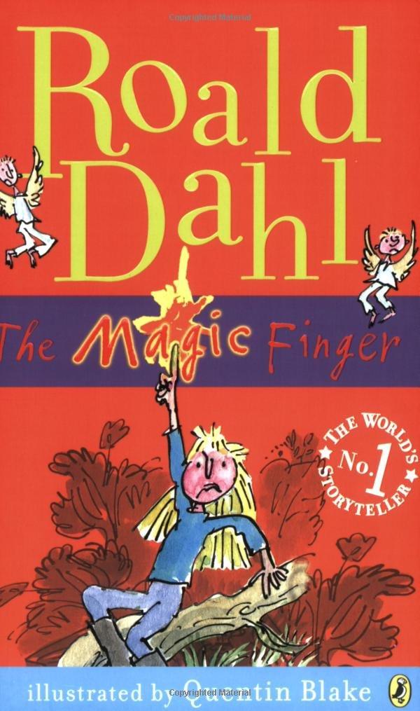Download The Magic Finger pdf epub