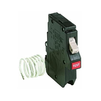 eaton corporation ch120gfcs single pole ground fault circuit breaker rh amazon com